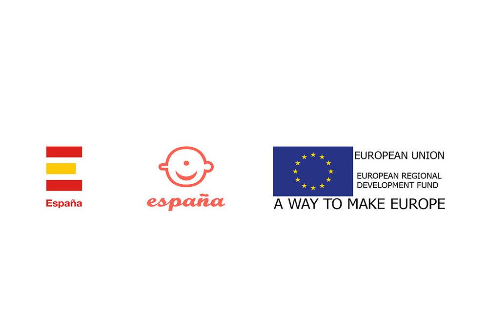 Apoyo de ICEX y fondos FEDER (Asepri)